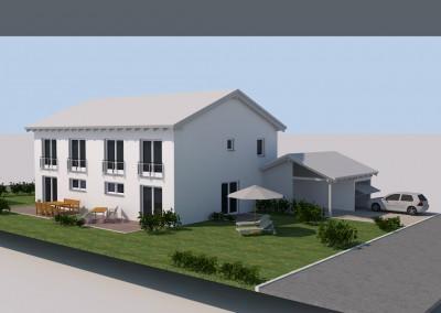 Doppelhaushälfte – Hengersberg – Kaufen