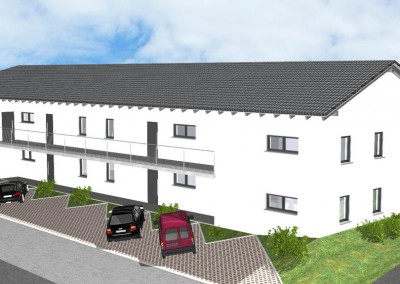 Mehrfamilienhaus – Teisnach VERMIETET